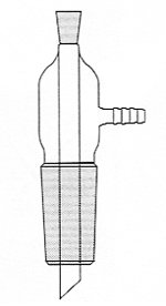 Adapter, Filter Funnel - Joint 24/40M